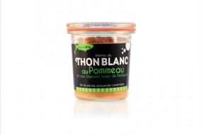 Rillettes de thon au pommeau et aux oignons rosés de Bretagne