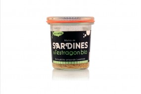 Rillettes de sardines à l'estragon
